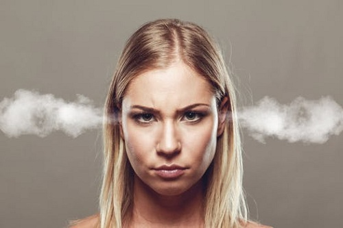 Anger's Destructive Effects on Body and Mind