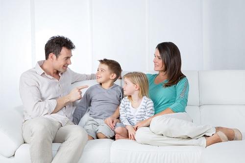 How Parental Conflict Affects Child Behaviour